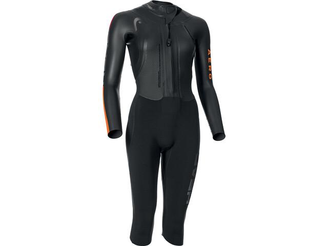 Head SwimRun Aero Suit Dam black/orange